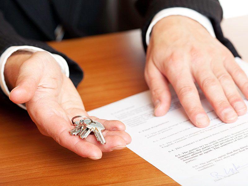 Доверенность на регистрацию перехода права на недвижимое имущество